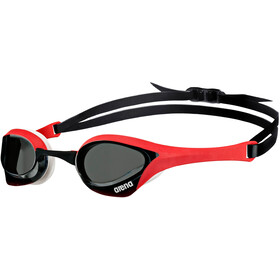 arena Cobra Ultra Goggles smoke-red-white